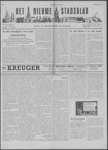 Het Nieuwe Stadsblad 1949-11-03