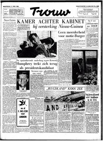Trouw / De Rotterdammer 1960-05-11