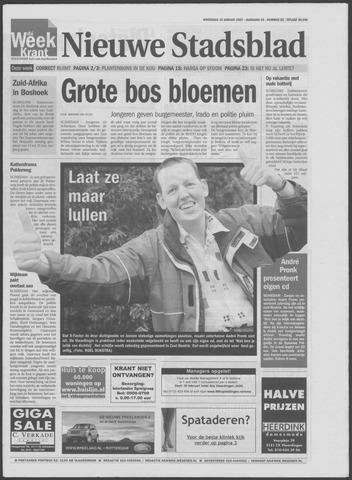 Het Nieuwe Stadsblad 2007-01-10