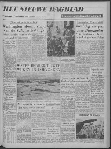 Nieuwe Schiedamsche Courant 1961-12-07