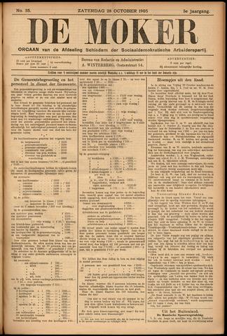 De Moker 1905-10-28