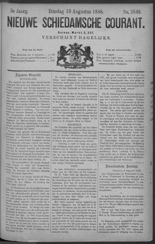 Nieuwe Schiedamsche Courant 1886-08-10