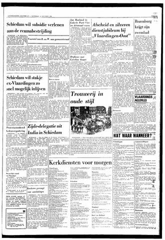 Rotterdamsch Nieuwsblad / Schiedamsche Courant / Rotterdams Dagblad / Waterweg / Algemeen Dagblad 1968-10-19