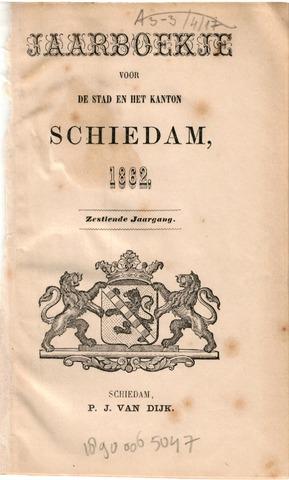 Schiedams Jaarboek 1862-01-01