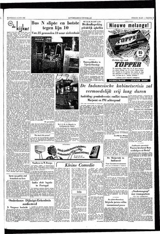Rotterdamsch Nieuwsblad / Schiedamsche Courant / Rotterdams Dagblad / Waterweg / Algemeen Dagblad 1953-06-10