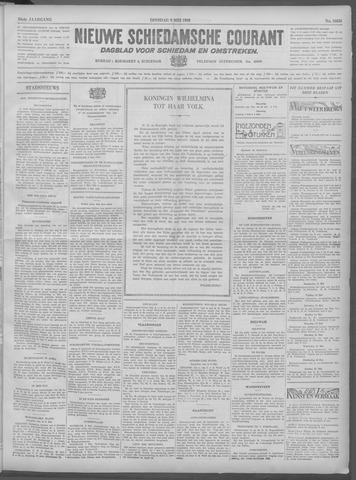 Nieuwe Schiedamsche Courant 1933-05-09