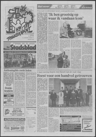 Het Nieuwe Stadsblad 1989-04-28