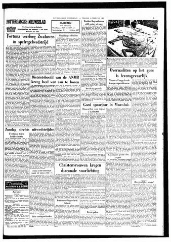 Rotterdamsch Nieuwsblad / Schiedamsche Courant / Rotterdams Dagblad / Waterweg / Algemeen Dagblad 1965-02-12