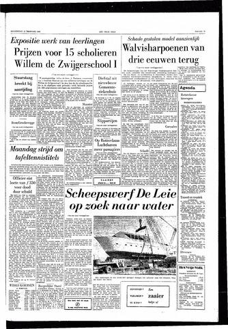 Het Vrije volk 1969-02-13