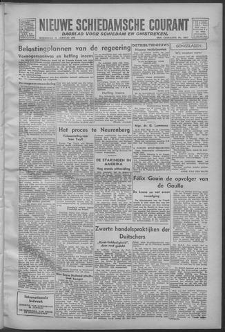 Nieuwe Schiedamsche Courant 1946-01-23