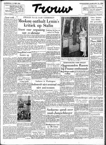 Trouw / De Rotterdammer 1956-05-19