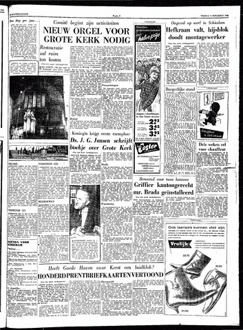 Trouw / De Rotterdammer 1962-11-09
