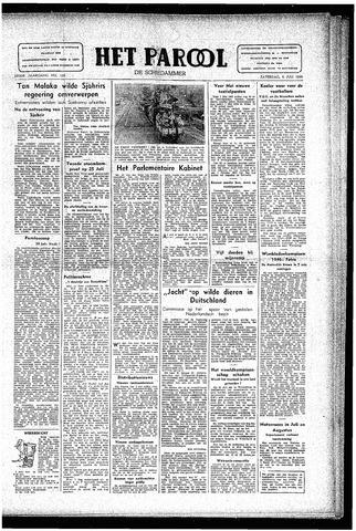 Rotterdamsch Parool / De Schiedammer 1946-07-06