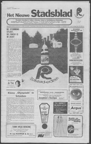 Het Nieuwe Stadsblad 1972-09-01