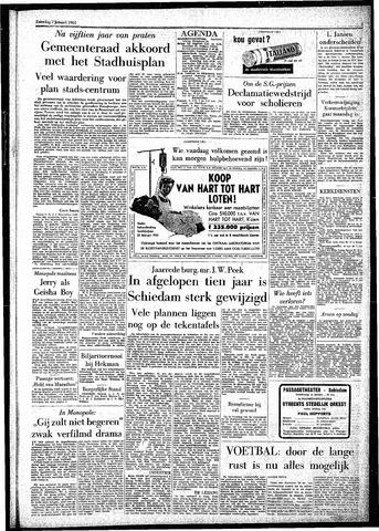 Rotterdamsch Parool / De Schiedammer 1961-01-07