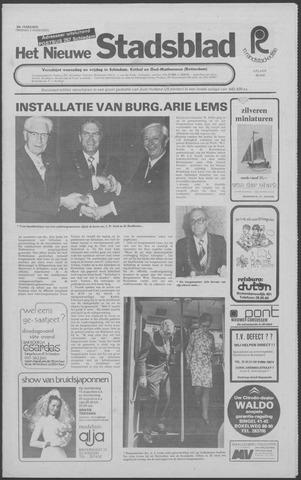 Het Nieuwe Stadsblad 1974-08-02