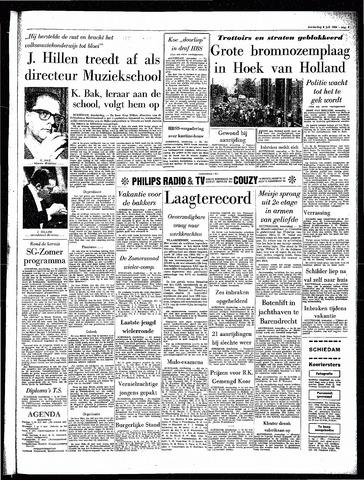 Rotterdamsch Parool / De Schiedammer 1964-07-09
