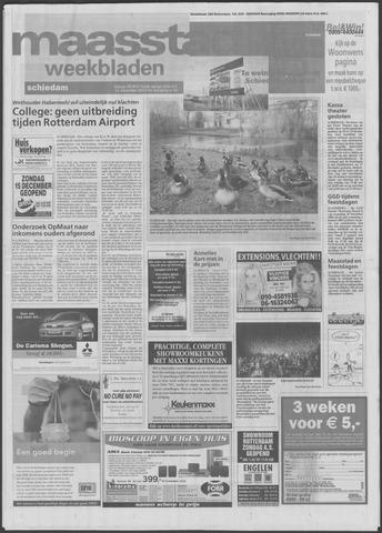 Maaspost / Maasstad / Maasstad Pers 2002-12-11