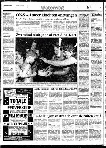 Rotterdamsch Nieuwsblad / Schiedamsche Courant / Rotterdams Dagblad / Waterweg / Algemeen Dagblad 1994