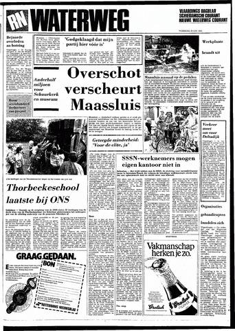 Rotterdamsch Nieuwsblad / Schiedamsche Courant / Rotterdams Dagblad / Waterweg / Algemeen Dagblad 1983-06-29