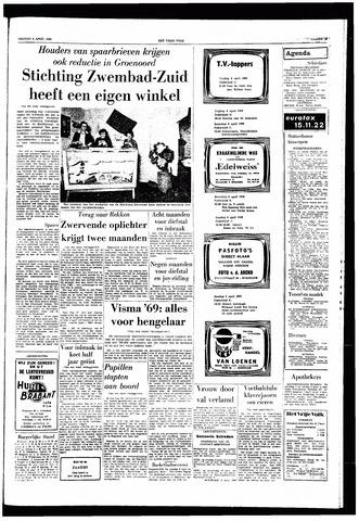 Het Vrije volk 1969-04-04