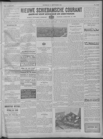 Nieuwe Schiedamsche Courant 1932-09-17