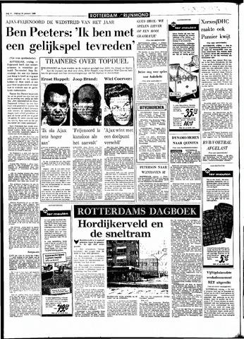 Rotterdamsch Parool / De Schiedammer 1968-01-12