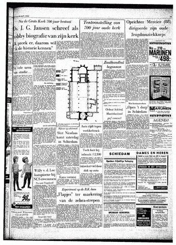 Rotterdamsch Parool / De Schiedammer 1962-11-20