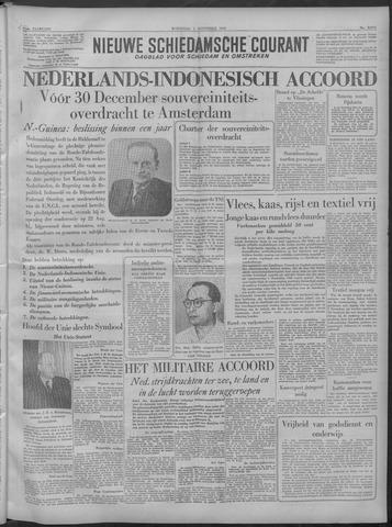 Nieuwe Schiedamsche Courant 1949-11-02