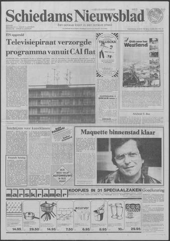 Schiedams Nieuwsblad 1981-06-24