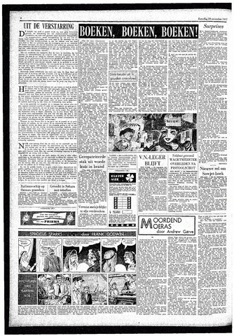 Rotterdamsch Parool / De Schiedammer 1957-11-23