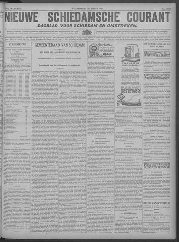Nieuwe Schiedamsche Courant 1929-12-11