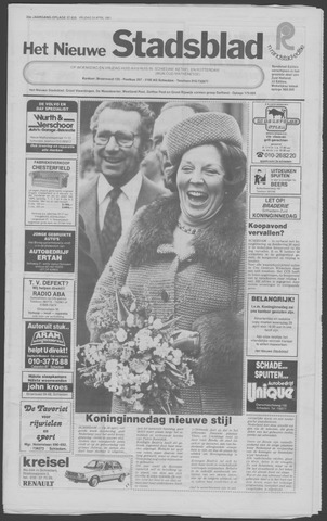 Het Nieuwe Stadsblad 1981-04-24