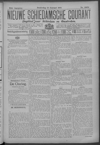 Nieuwe Schiedamsche Courant 1918-02-21
