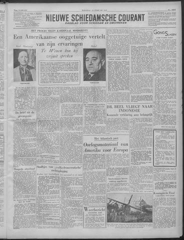 Nieuwe Schiedamsche Courant 1949-02-23