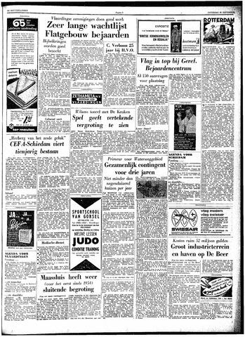 Trouw / De Rotterdammer 1962-09-29