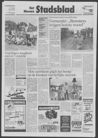 Het Nieuwe Stadsblad 1994-07-20