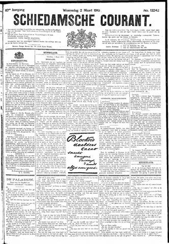 Schiedamsche Courant 1910-03-02