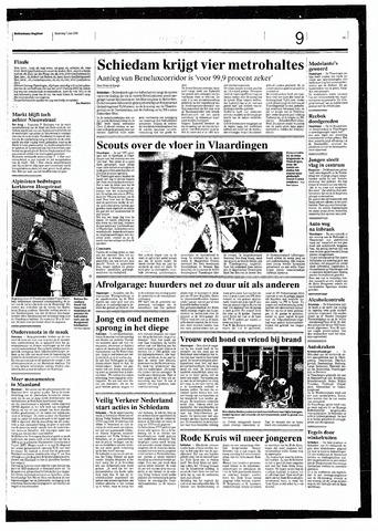 Rotterdamsch Nieuwsblad / Schiedamsche Courant / Rotterdams Dagblad / Waterweg / Algemeen Dagblad 1993-06-07
