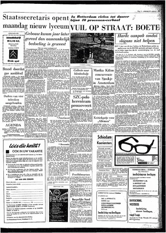 Rotterdamsch Parool / De Schiedammer 1964-08-29