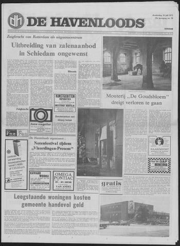 De Havenloods 1973-07-26