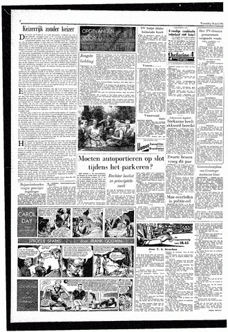 Rotterdamsch Parool / De Schiedammer 1959-06-24
