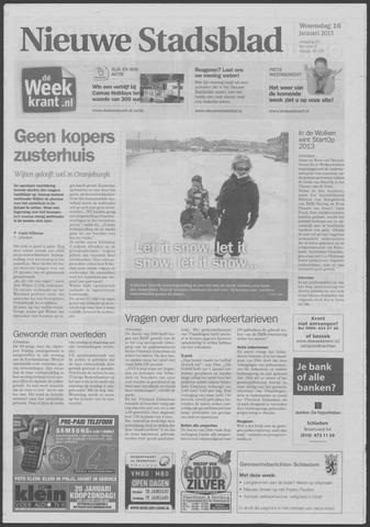 Het Nieuwe Stadsblad 2013-01-16