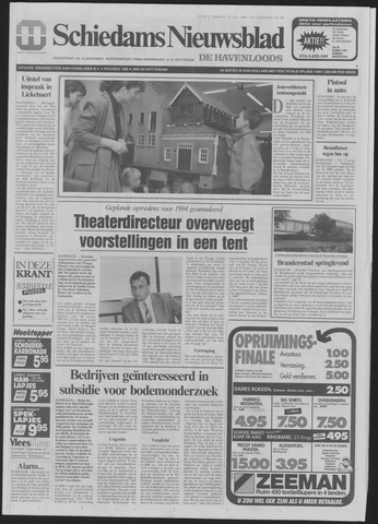 De Havenloods 1993-07-20