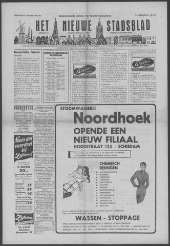 Het Nieuwe Stadsblad 1955-02-09