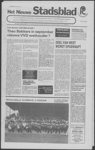 Het Nieuwe Stadsblad 1978-07-19