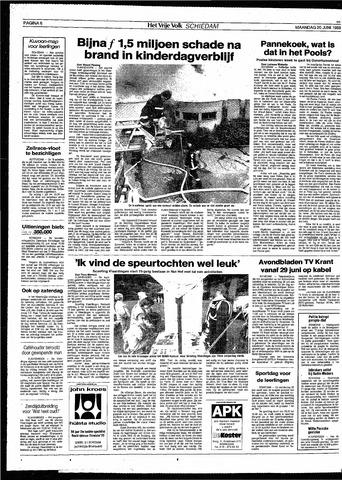 Het Vrije volk 1988-06-20