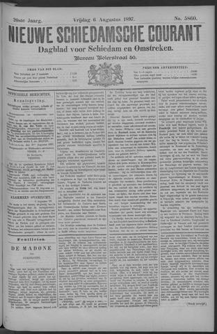 Nieuwe Schiedamsche Courant 1897-08-06