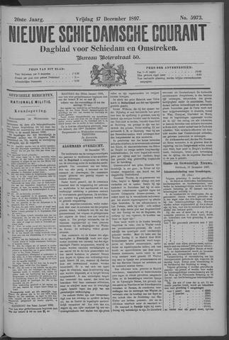 Nieuwe Schiedamsche Courant 1897-12-17