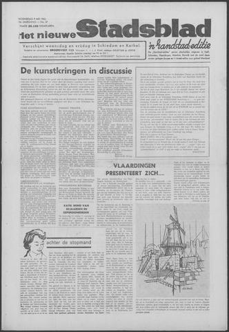 Het Nieuwe Stadsblad 1962-05-09